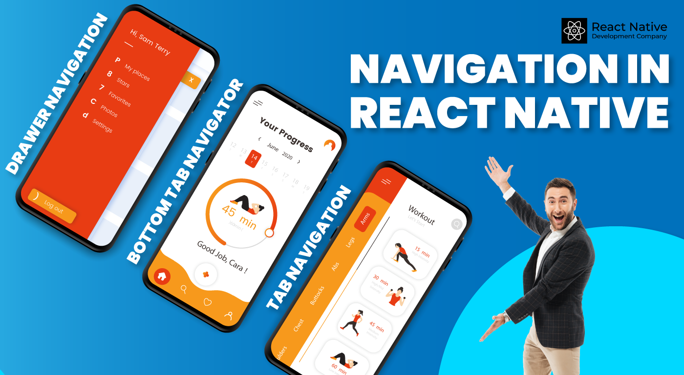 navigation in react native